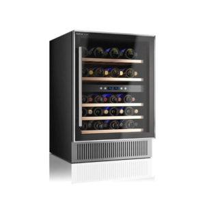 informazioni sulle Cantinetta vino doppia temperatura